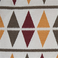Ikat Argyle Natchez Birch by Premier Prints