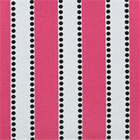 Lulu Candy Pink/Black by Premier Prints