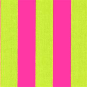 Canopy Chartreuse Candy Pink by Premier Prints