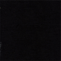 Erin Black Black Cotton Fabric by Braemore