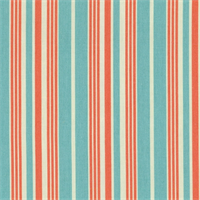 Aran S Capri Striped Cotton Fabric by Waverly