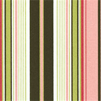 Terrace Black/Pink by Premier Prints - Drapery Fabric