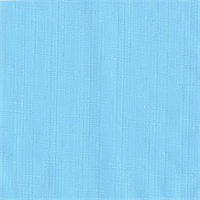 OD Surf Capri Blue Solid Slubby Outdoor Fabric