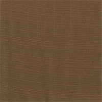 OD Sunsetter Coco Brown Solid Slubby Outdoor Fabric