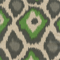 Adrian Organic Green/Laken by Premier Prints - Drapery Fabric
