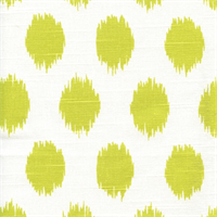 Jo Jo Artist Green Ikat Slub by Premier Prints - Drapery Fabric