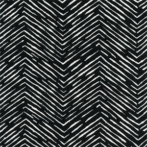 Cameron Blackwhite By Premier Prints Designer Drapery Fabric