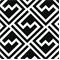 Shakes Black by Premier Prints - Drapery Fabric