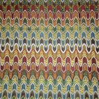Mahalia Carnival Woven Contemporary Upholstery Fabric by Swavelle Mill Creek