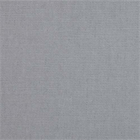 Dyed Solid Storm Grey Cotton  Drapery Fabric by Premier Prints