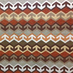 Valdez Sunkissed Southwestern Design Upholstery Fabric By Richloom