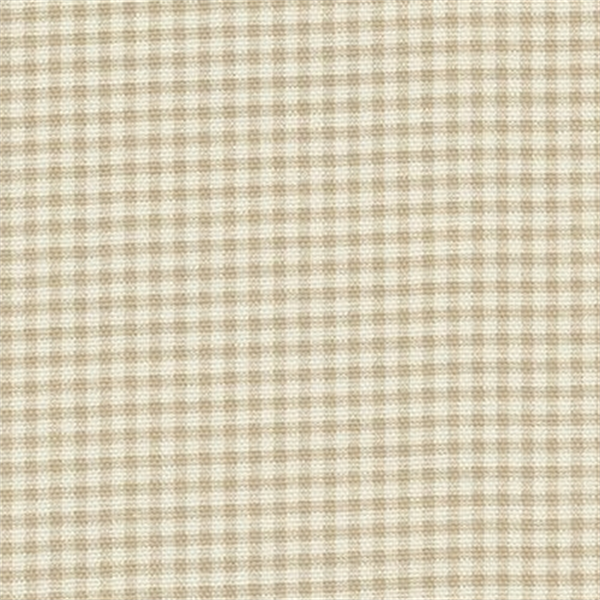 Gingham linen printed drapery fabric sw31169 for Cheap fabric by the yard