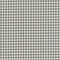 Gingham Brindle Printed Drapery Fabric