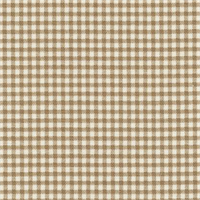 Gingham Suede Printed Drapery Fabric
