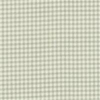 Gingham Seafoam Printed Drapery Fabric