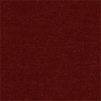 Royal 14 Poppy Red Chenille Solid Upholstery Fabric