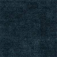Royal 308 Midnight Blue Chenille Solid Upholstery Fabric
