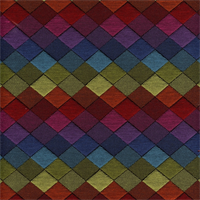 Prism Jewel Contemporary Diamond Upholstery Fabric