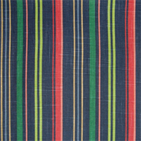 Mikka Stripe Deep Pool Drapery Fabric by Swavelle Mill Creek