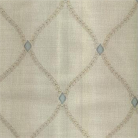 Engaging Dew Embroidered Drapery Fabric by Swavelle Mill Creek