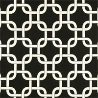 Gotcha Ebony Outdoor by Premier Prints - Drapery Fabric