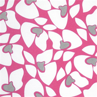 Helen Preppy Pink Outdoor by Premier Prints - Drapery Fabric