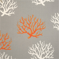 Isadella Citrus Outdoor by Premier Prints - Drapery Fabric