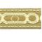 BR7097 63/61 Citron Godiva Tape Trim