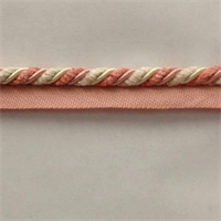 M2 4632 Carnation Lip Cord Fringe