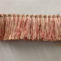 M2 4632 Carnation Brush Fringe