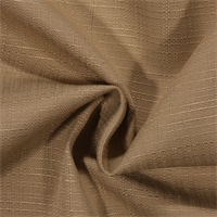 Forsyth Sand Linen Look Indoor/Outdoor Fabric by Richloom Platinum Fabrics