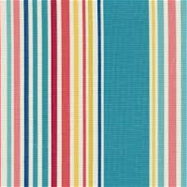 odl deck chair caribbean blue stripe indoor outdoor fabric. Black Bedroom Furniture Sets. Home Design Ideas