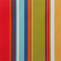 Westport Garden Striped Indoor/Outdoor Fabric by Richloom Platinum Fabrics