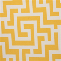 Keys Banana Indoor/Outdoor Key Design Fabric by Richloom Platinum Fabrics