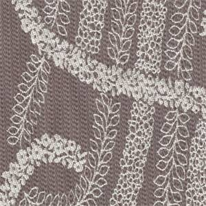 Lobella Charcoal Floral Upholstery Fabric by Richloom Platinum Fabrics