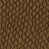 Zig Zag Bronze/Brown Multi Purpose Fabric