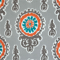 Michelle Pacific Indoor/Outdoor Fabric by Premier Prints