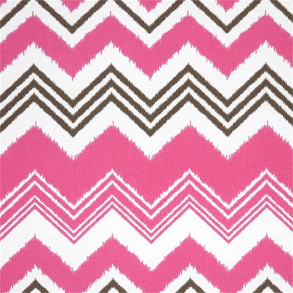 Zazzle preppy pink indoor outdoor fabric by premier prints for Where to order fabric