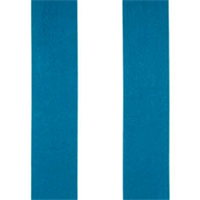 Vertical Blue Moon Striped Indoor/Outdoor Fabric by Premier Prints