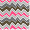 Seesaw Preppy Pink Striped Indoor/Outdoor Fabric by Premier Prints