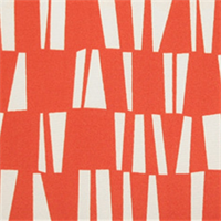 Sticks Salmon Indoor/Outdoor Fabric by Premier Prints