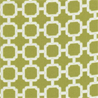 Hockley Terrace Pear Indoor/Outdoor Fabric