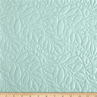 Woodgate Robin Mattelasse Fabric