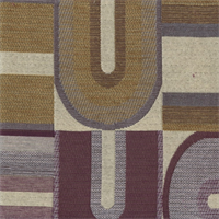 Hairpin Crocus Woven Upholstery Fabric