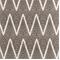 Bali Cocoa/Cream Drapery Fabric