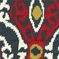 Sherpa Timberwolf Twill Macon Drapery Fabric by Premier Prints