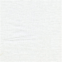 Chateaux White Sheer Drapery Fabric
