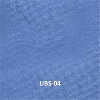 UBS04 Dusty Blue Liberty Broadcloth Fabric - 25 Yard Bolt