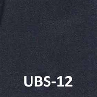 UBS12 Black Liberty Broadcloth Fabric - 25 Yard Bolt