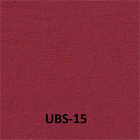 UBS15 Brick Red Liberty Broadcloth Fabric - 25 Yard Bolt
